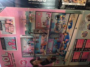 Lol doll house with 85 surprises for Sale in Phoenix, AZ