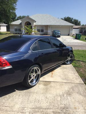 08 Chevy Impala 3700 or better offer!!vehicle mileage 170k !!! for Sale in Kissimmee, FL