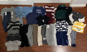 Baby Boys Clothing Lot 12 months (33pc) $25 for Sale in San Jose, CA