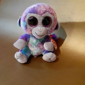 Zuri Multi Color monkey Bennie Baby for Sale in Queens, NY