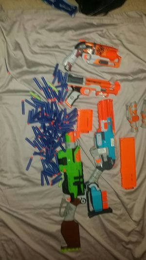 Nerf Zombie Strike Guns for Sale in Cottage Grove, MN
