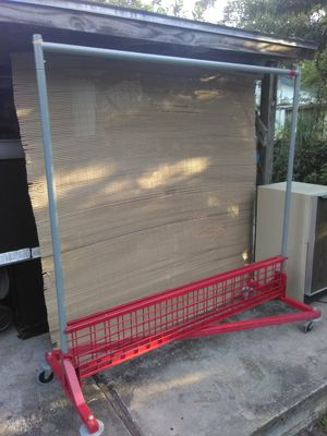 """36"""" CLOTHING RACK for Sale in Tampa, FL"""