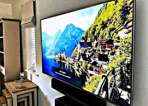 LG 60UF770V Smart TV for Sale in Howell, MI