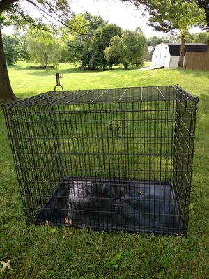 Extra Large Dog Crate Kennel for Sale in Charles Town, WV