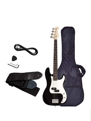 Electric Bass Guitar for Sale in San Marcos, TX