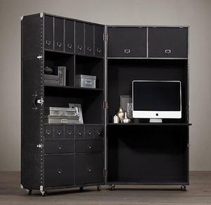 Secretary trunk desk for Sale in Seattle, WA