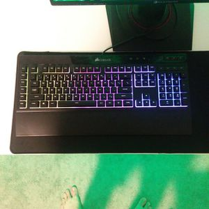 Corsair K55 RGB Gaming Keyboard for Sale in Vancouver, WA