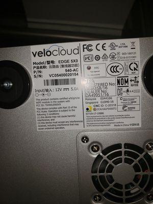 Velocloud cloud server edge 5x0 for Sale in Lodi, NJ