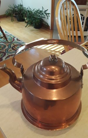 Copper pots and pans for Sale in Renton, WA