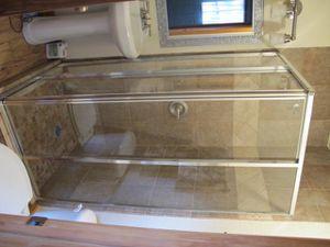Dreamliner shower door for corner shower for Sale in Idaho Springs, CO