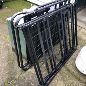 Queen Metal Bed frame for Sale in Milwaukie, OR