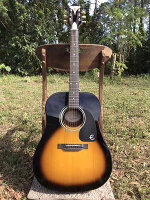 *NEW* Epiphone PRO-1 Acoustic Guitar Vintage Sunburst for Sale in Sebring, FL
