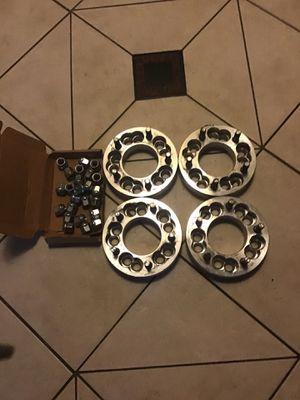 Wheel/Rim adapters for Sale in Houston, TX