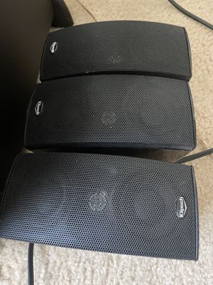 Klipsch HD 1000 home theater 5.1 speakers for Sale in Bakersfield, CA