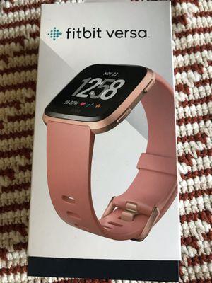 Fitbit Versa for Sale in Austin, TX
