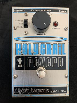Electro-Harmonix Holy Grail Digital Reverb Processor for Sale in Los Angeles, CA