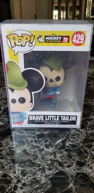Mickey Mouse Brave Little Tailor Funko Pop 90 years #429 for Sale in South Gate, CA