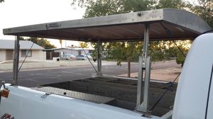 Silver shield truck bed cover for Sale in Peoria, AZ