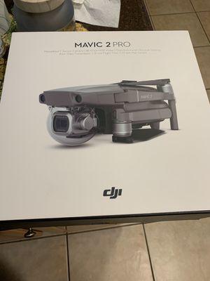 Dji mavic 2 pro for Sale in Whittier, CA
