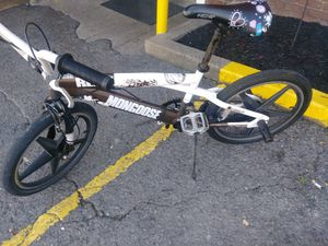Mongoose Rebel BMX 20' BIKE for Sale in Pleasant Valley, WV