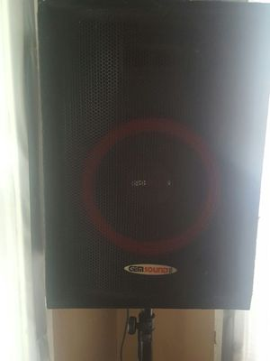 pro dj equipment. with strands... pair for Sale in Cleveland Heights, OH