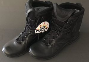 HAIX BLACK EAGLE TACTICAL 2.0 GTX HIGH BOOTS 340003 * Mens 11 NEW Patrol Work for Sale in Lakewood, WA
