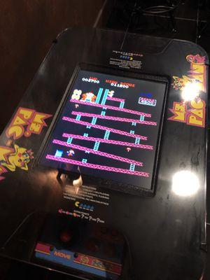 2018 multicade cabinet game arcade table for Sale for sale  Atlanta, GA