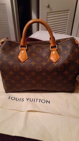 Authentic Louis Vuitton Speedy 30! for Sale in Houston, TX