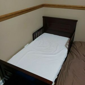 Toddler Bed With Mattress for Sale in Elgin, IL
