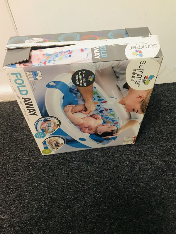 Bañera summer infant