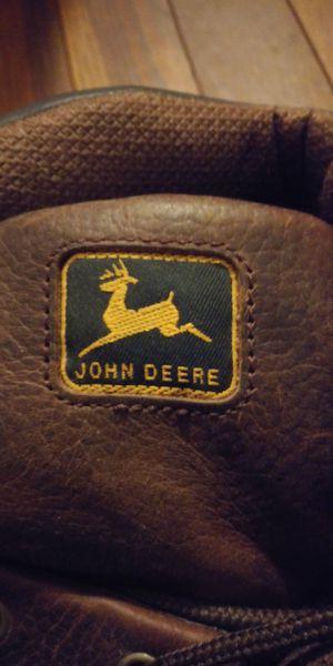 John Deer Steel toe boots 10W for Sale in Newport News, VA