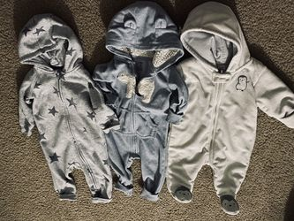 Baby stuff boy 3-6 months for Sale in Vancouver,  WA
