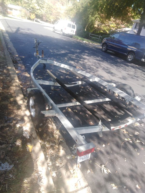 Boat Trailer for Sale with Title
