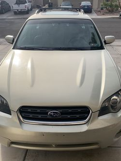 2005 Subaru Outback 5 Speed Manual for Sale in Henderson,  NV
