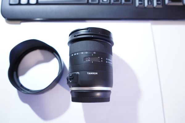 Tamron 10-24mm for Canon EF