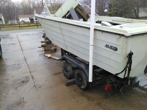 Free boat when you buy my trailer for Sale in Lake Milton, OH