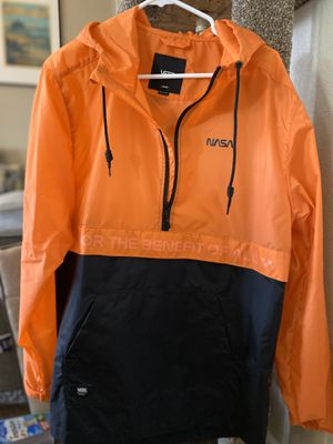 Vans Space Voyager Windbreaker morning for Sale in Sacramento, CA