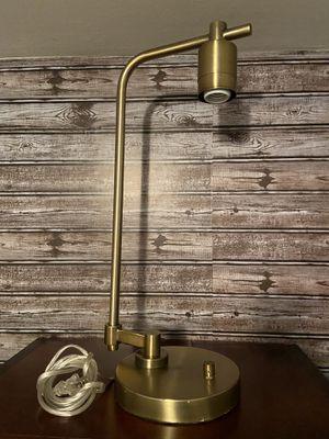 Gold Lamp for Sale in Nashville, TN