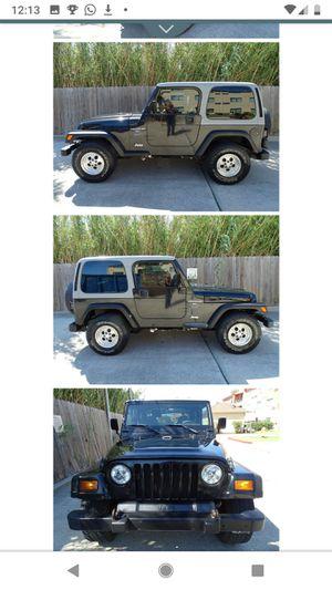 Jeep Wrangler 1998 for Sale in Tampa, FL