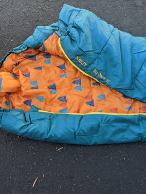 Kelty Big Dipper Youth's Sleeping bag for Sale in San Diego, CA