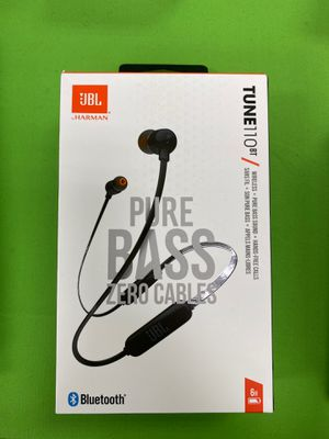 JBL Tune110BT Headphones for Sale in Amarillo, TX