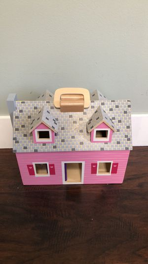 Melissa and Doug doll house for Sale in La Vergne, TN