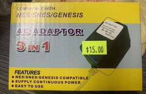 Adapter for Super Nintendo for Sale in Rancho Linch, MX