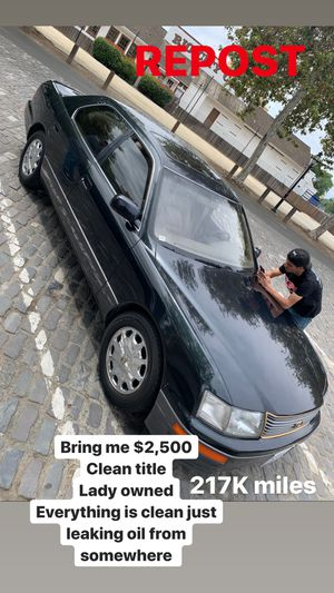 1995 Lexus LS400 for Sale in Hayward, CA
