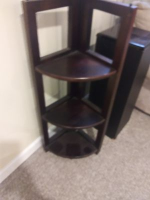 Corner shelf for Sale in West Bloomfield Township, MI
