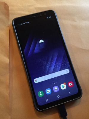 Factory unlocked Samsung galaxy S8 Active for Sale in Stockton, CA