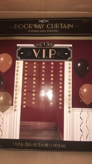 VIP party decor for Sale in Columbus, OH