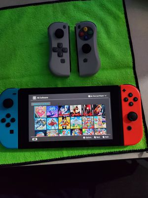 Hacked nintendo switch 🔥 for Sale in Los Angeles, CA