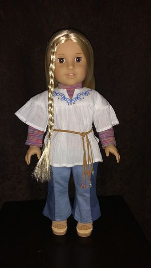 American Girl Doll Historical Character JULIE In Original Outfit for Sale in Costa Mesa, CA