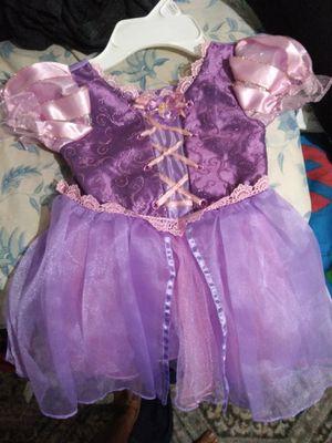 Rapunzel dress 12-18 months for Sale in Phoenix, AZ